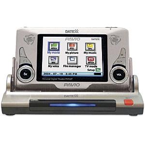 Pavio™ Portable Digital Theater