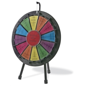 Mini Wheel of Fortune by PaperDirect