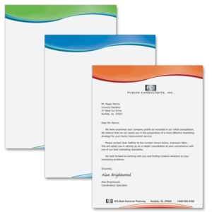 Swish Letterhead Papers by PaperDirect