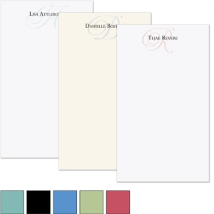 Notable Personalized Note Pads