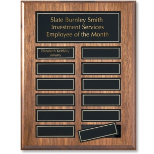 Perpetual Award Plaque by PaperDirect
