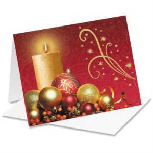 Enchanted Christmas Specialty Note Cards by PaperDirect
