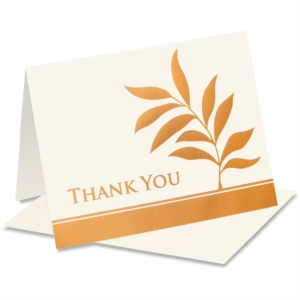 Willow Specialty Thank You NoteCards by PaperDirect