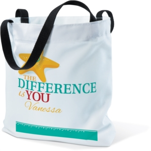 Difference is You Tote Bag