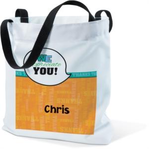 We Appreciate You Tote Bag