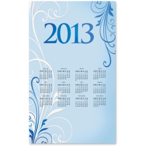 2013 Avalon Calendar Cards by PaperDirect