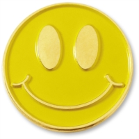 Smiley Pin by PaperDirect