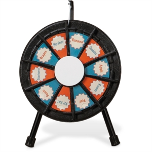 Micro Prize Wheel from PaperDirect