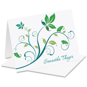 Expressive Personalized NoteCards by PaperDirect