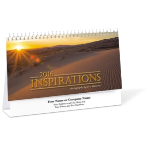 Inspirations 2014 Desk Calendar by PaperDirect