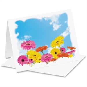 Floral Motivation NoteCards by PaperDirect