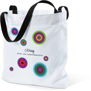 Spot On Performance Tote Bag by PaperDirect