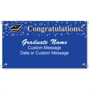 Congratulations Banner by PaperDirect