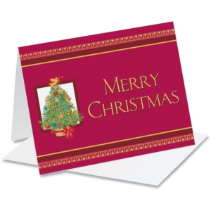 O Christmas Tree NoteCards by PaperDirect