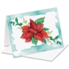 Winter Rose Frost NoteCards by PaperDirect