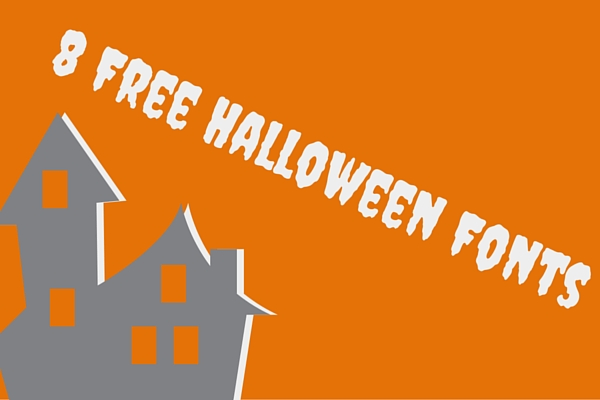 8 Free Halloween Fonts Perfect for Invitaitions
