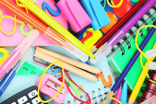90s school supplies