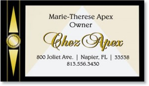 Apex Business Cards by PaperDirect