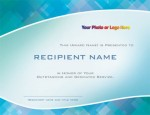 Ataraxia Modern Certificates by PaperDirect