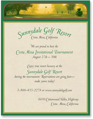 An Insider S Guide To Hosting A Golf Tournament