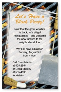 creative summer bbq invitations paperdirect blog