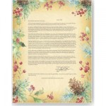 Botanical Joy Border Papers by PaperDirect