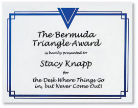 Customize Your Own Award Certificates In A Snap For A Cute Keepsake Of The  Event. Have Fun Thinking Up Clever Awards For The Ceremony And Be Sure To  Have ...