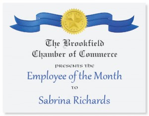 Creative Employee-of-the-Month Recognition Suggestions ...