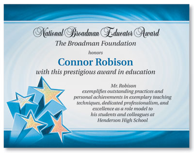 Samples of recognition awards acurnamedia certificates awards samples paperdirect blog yelopaper Image collections