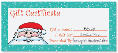 Christmas awards certificates kardasklmphotography christmas awards certificates certificate street free award certificate templates yelopaper Image collections