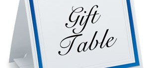 Pristine Specialty Table Tents by PaperDirect
