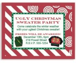 Candy Cane Lane Holiday Postcards by PaperDirect