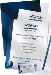 World Wide Letterhead Papers