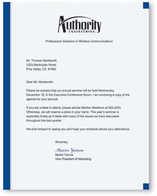 authority letterhead papers paperdirect blog