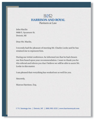 How to Write a Letter in Business Letter Format