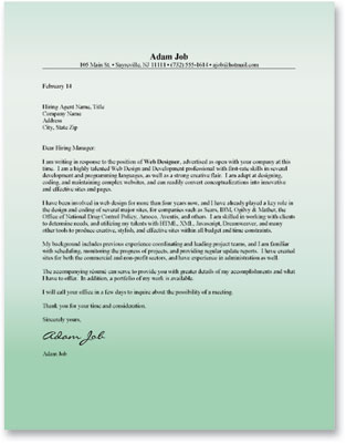 Sample Letter Of Reapplication To Previous Company from www.paperdirect.com