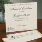 Delicate LetterTop™ Certificates by PaperDirect