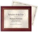 Delicate Standard Certificates by PaperDirect