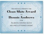 Fantasy Stars Casual Certificates by PaperDirect