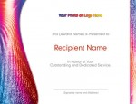 Ferric Modern Certificates by PaperDirect