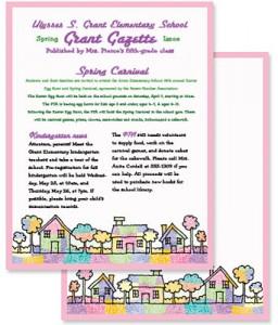 Fantastic Newsletter Designs!   PaperDirect Blog