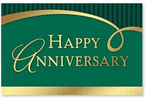 How to write greeting card messages paperdirect blog stately anniversary greeting card set weve m4hsunfo Choice Image