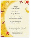 Holiday Dazzle LetterTop™ Certificates by PaperDirect