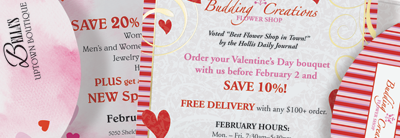 Valentine's Day Border Papers by PaperDirect