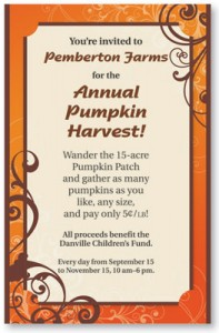Fall Party Invitations Perfect for Halloween PaperDirect Blog