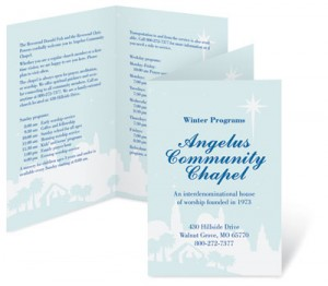 how to make church programs that look great paperdirect blog