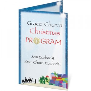 8 church christmas programs that rock around the christmas tree