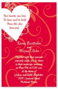 Valentine's Day Wedding Tips | PaperDirect Blog