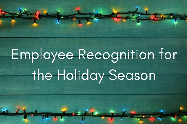 Holiday Season Employee Recognition