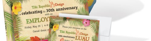 Island Republic Postcards by PaperDirect